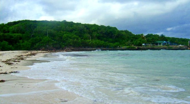 Strand Guardalavaca